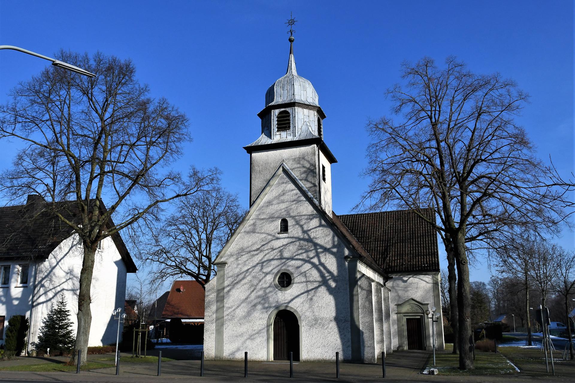 Herz-Jesu-Kirche Espeln - Gemeinde Hövelhof