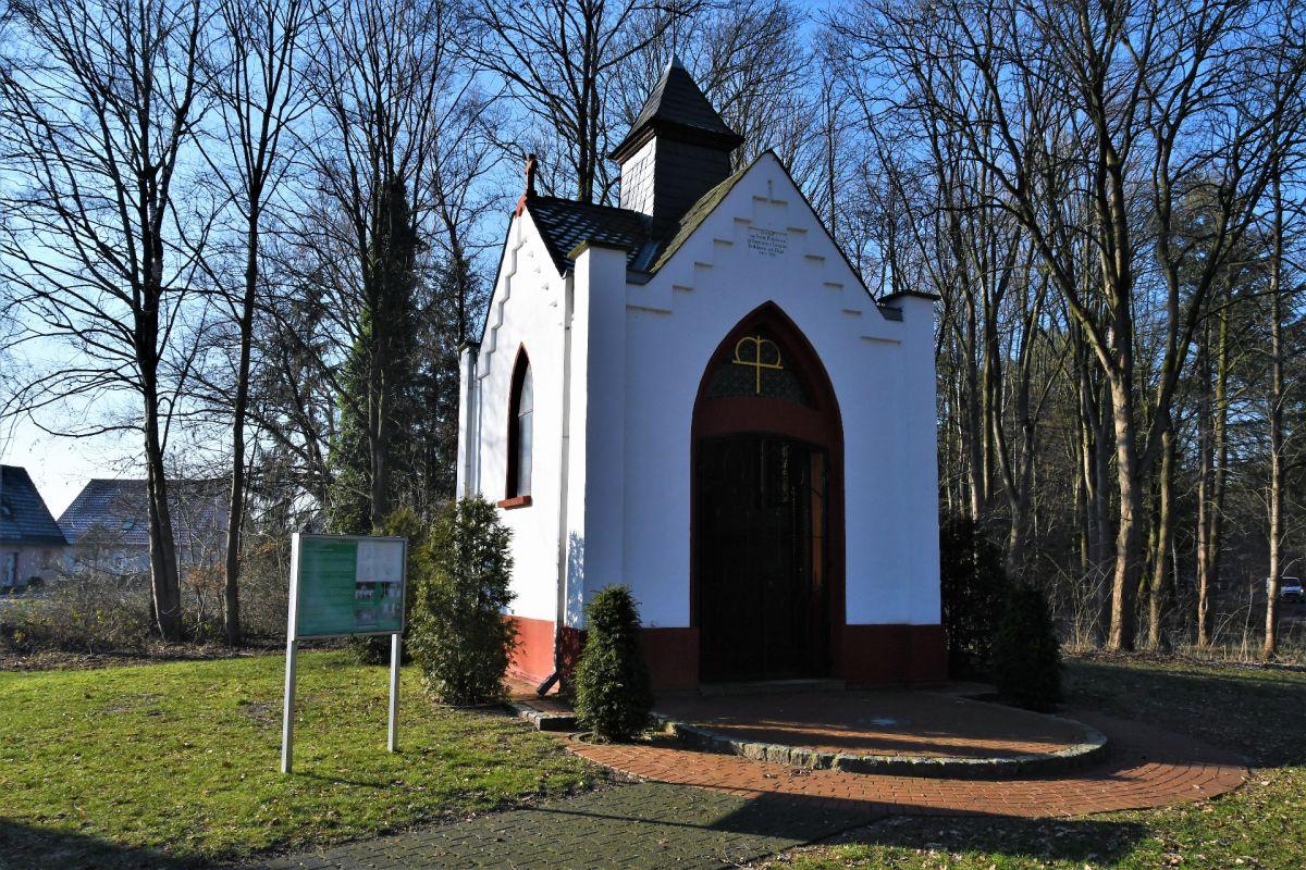 Bredemeiers Kapelle - Gemeinde Hövelhof